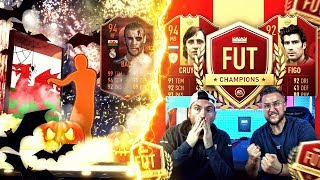 FIFA 19: HALLOWEEN SCREAM Pack Opening + Zombies in der Weekend League KLATSCHEN !!