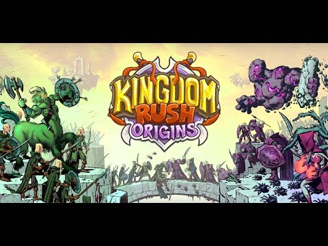 Kingdom Rush Origins APK Cover