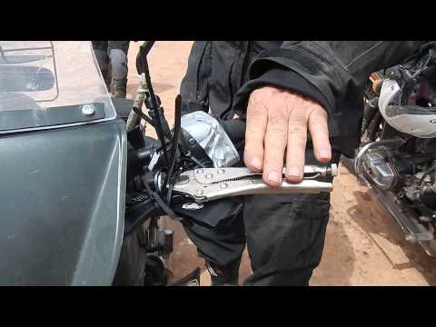 Clutch Lever ▶ Clutch Lever Fix in Moab