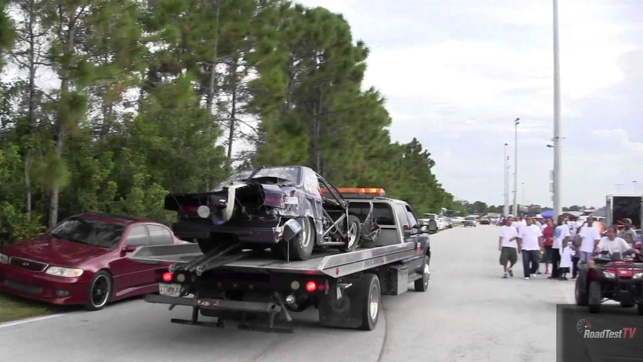 Drag Racing Crashes Drag Race Crash / Wreck Race