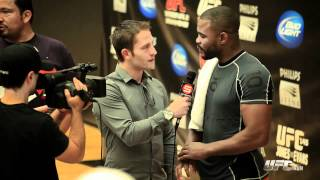 UFC 145: Fight Week Behind-the-Scenes