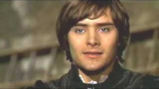 "HEAVEN IN YOUR EYES starring Leonard Whiting and Olivia Hussey of ""Romeo and Juliet""  fame"