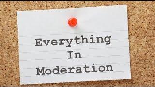 Health & Moderation: The Keys to a long life
