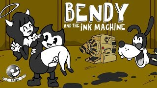 ? BENDY AND THE INK MACHINE?Parodia - SUJES