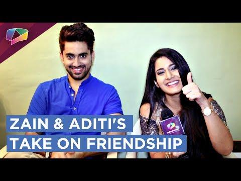 Zain Imam And Aditi Rathore Take Up Our Friendship Quiz | Naamkaran | Star Plus thumbnail