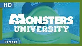 Monsters University (2013) Teaser