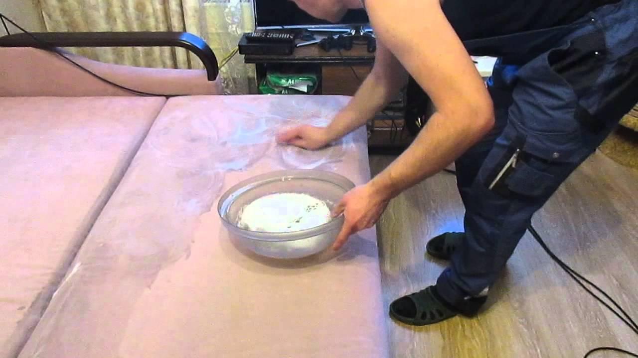 Как почистить мебель в домашних условиях без  267