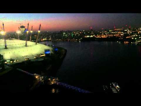 Dusk Over London