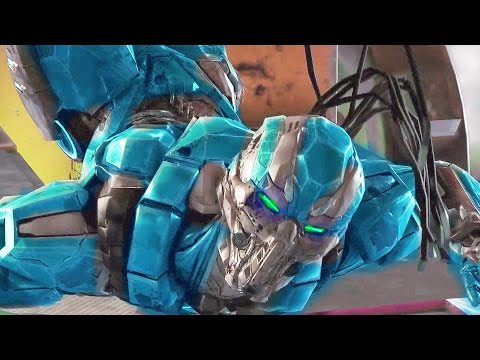 Mortal Kombat X Triborg All Fatalities Fatality Brutality Brutalities Ending Gameplay