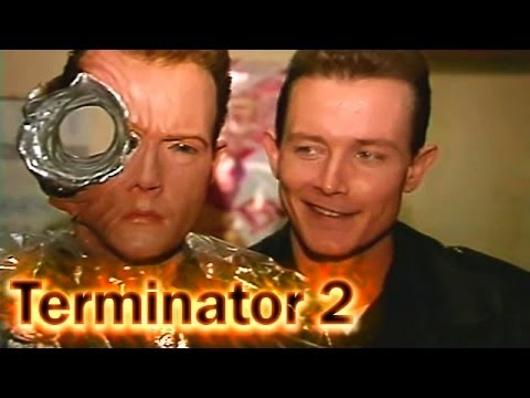 Curiosidades de Terminator 2: Judgment Day / Mistakes, Fun Facts Movie