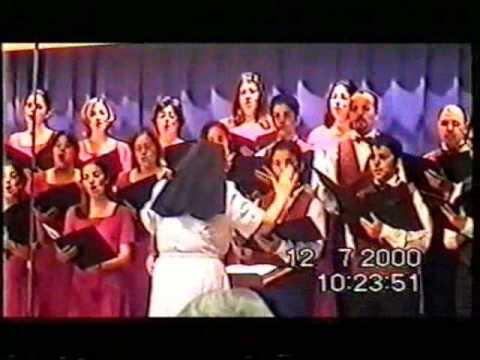 St Monica Choir - 'Magnus Dominus' - Linz Choir Olympics 2000. St Monica Choir - 'Magnus Dominus' - Linz Choir Olympics 2000