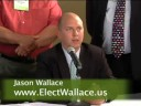Jason Wallace Illinois Green Party Candidate US Congress