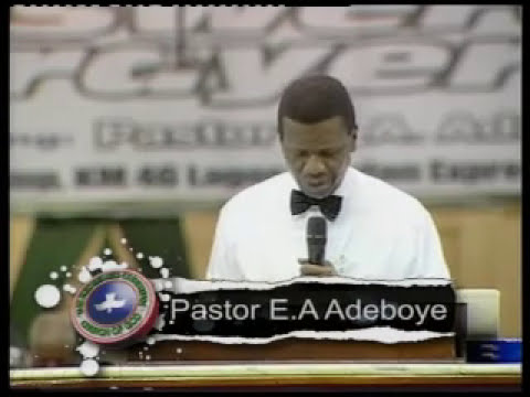 SECRET OF ANSWERD PRAYERS 2 by Pastor E. A. Adeboye