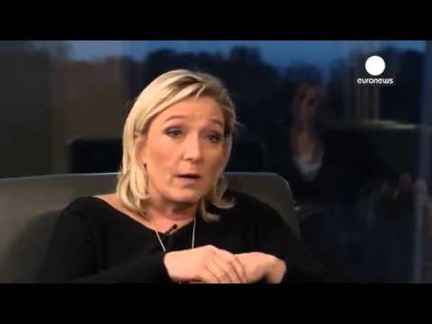 L'interview de Marine Le Pen   Version intégrale