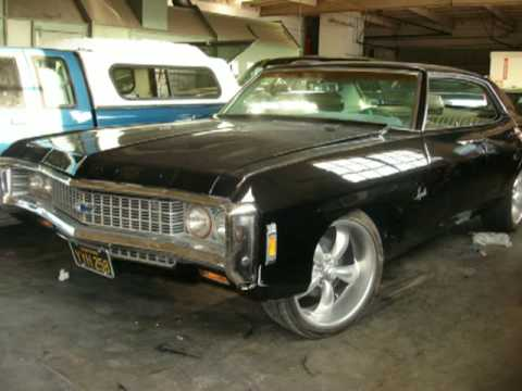 My 1969 Chevy Impala Makeover Youtube