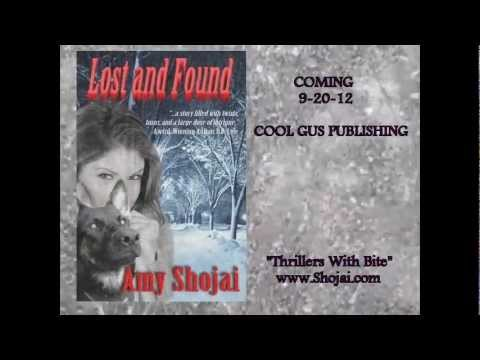Lost And Found, Thriller Book Trailer