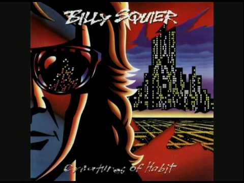 Billy Squier - Conscience Point