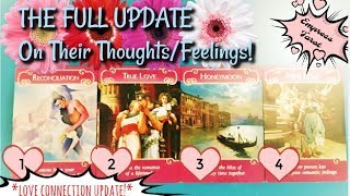 Pick-a-Card: Comprehensive Love Update! Their Confidence/Feelings/Intentions.