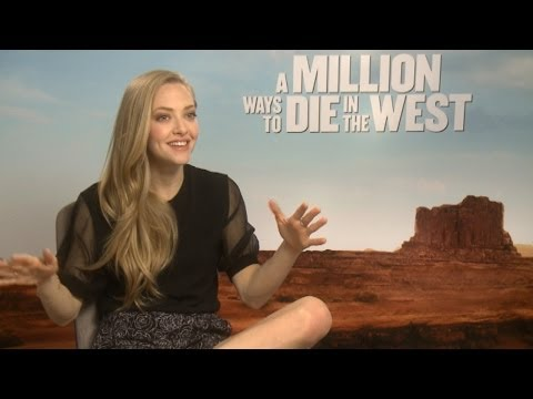 Amanda Seyfried reveals how to get her amazing hair and admits she can be accidentally obnoxious
