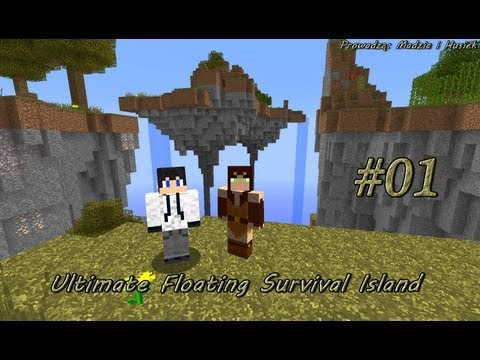Floating Island Survival #01
