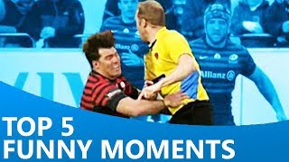 5 Funniest Moments of the Season