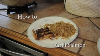 How to Grill Salmon Video