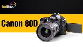 Canon 80D – обзор фотокамеры
