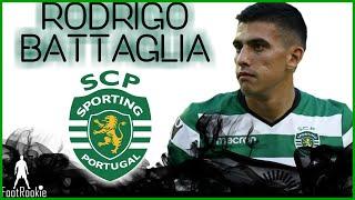 Rodrigo Battaglia ? Sporting CP ? 2017/2018 ? Champions League Performances