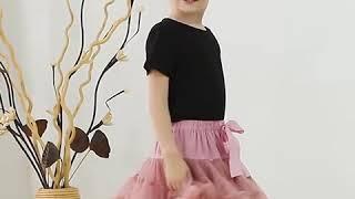 Новинка; юбка пачка для маленьких девочек; балетная юбка; пышные детские балетные юбки; вечерние