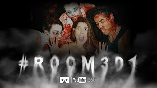 WHEN THE WIFI GOES OUT! 360° Video #ROOM301