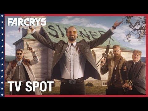 Far Cry 5: Anything Can Happen, Everything Will - Live Action TV Spot | Trailer | Ubisoft [US]