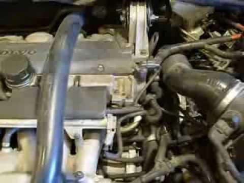2006 volvo s60 with 25 turbo engine check engine light