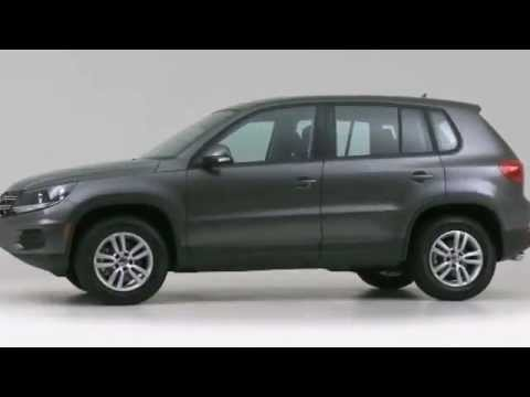 2012 Volkswagen Tiguan Video