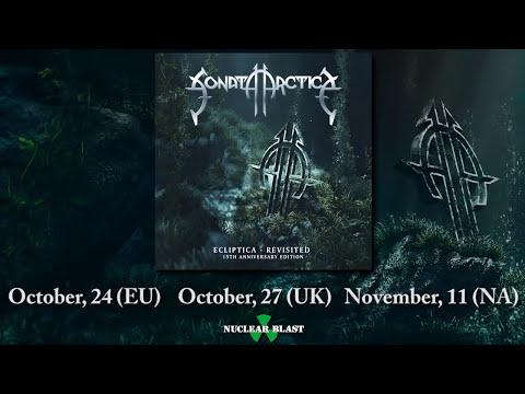 Sonata Arctica - Kingdom For A Heart (official Track) video
