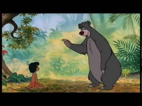 Buscá lo más vital - El Libro de la Selva [HD] (Latino)