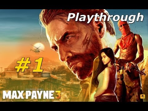 Max Payne 3 em Portugus BR Playthrough