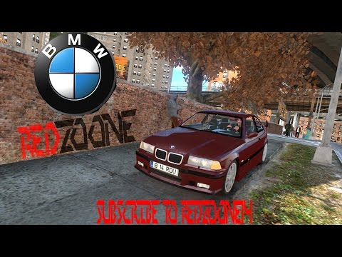Grand Theft Auto IV BMW M3 E36 Review