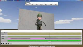 The Wall (animating images on backdrops) | A Dr...