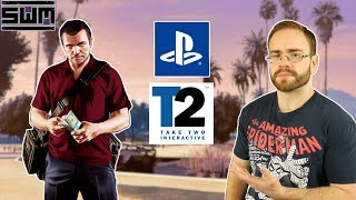 Sony Set To Buy Take-Two and Rockstar? Well...