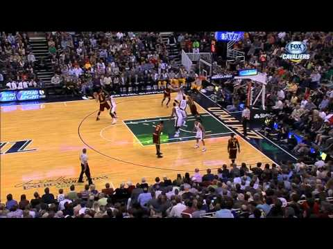 Gordon Hayward vs LeBron James: Cavs at Jazz