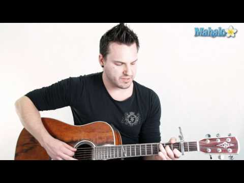 How To Play wherever You Will Go By The Calling On Guitar video
