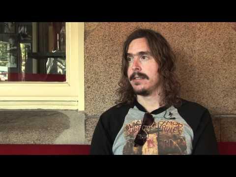 Opeth interview - MikaelÃ…kerfeldt (part 1)