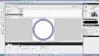 Cara Dasar Membuat Jam Analog di Macromedia Flash