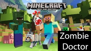 "Minecraft Xbox One: ""Zombie Doctor"" Achievement Guide"