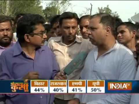 LS Polls: India TV Special coverage on LS Polls in 12 states,121 seats Part 8