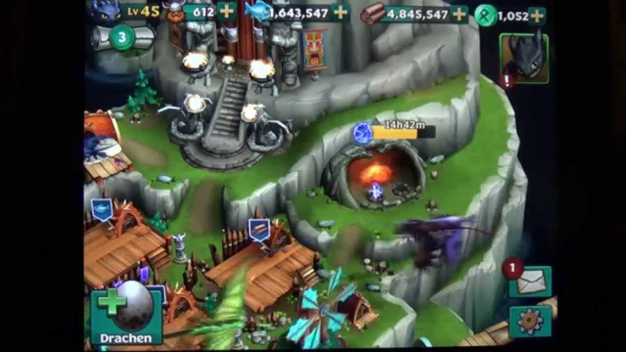 dragons aufstieg von berk ein drache kommt selten allein hd 138 lets play youtube. Black Bedroom Furniture Sets. Home Design Ideas
