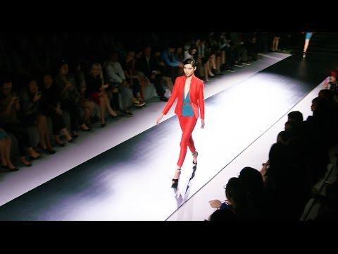 Shop the Runway - Shanghai Tang Spring/Summer 2015 Womenswear