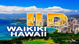 WAIKIKI | HONOLULU - OAHU / HAWAII , UNITED STATES - A TRAVEL TOUR - HD 1080P