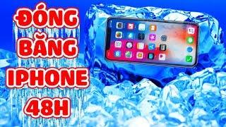Thánh Bựa Vlog - Chơi Ngu Đóng Băng IPHONE 6 PLUS 48h Ở 0 Độ C Và Cái Kết - Freeze Iphone 6 Plus 48h
