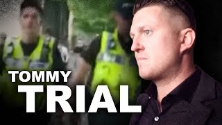 Tommy Robinson SUES police — Ezra Levant will cover the trial